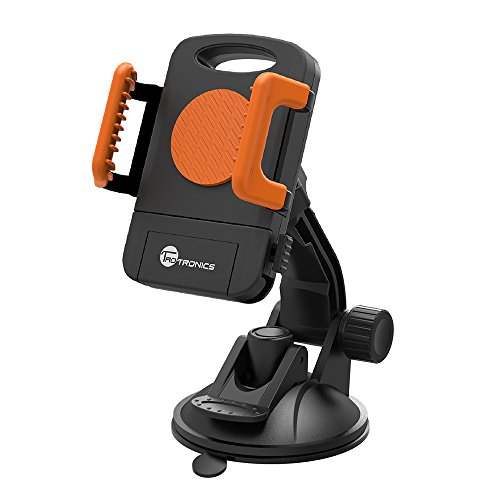 买便宜的taotronics car phone mount windshield dashboard universal mobile cradle for ios android cell and more