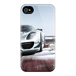 Evanhappy42 Shockproof Scratcheproof Porsche 918 Rsr Concept Hard Cases Covers For Iphone 4/4s