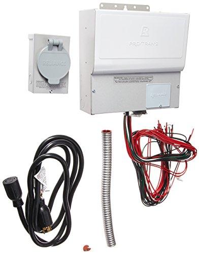 Reliance Controls 310CRK 10 Circuit Transfer Switch Kit ()