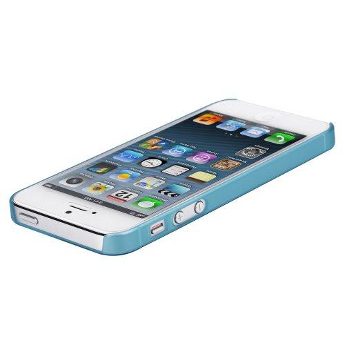 GGMM iPh00703 Play Protective Schutzhülle für Apple iPhone 5/5S blau