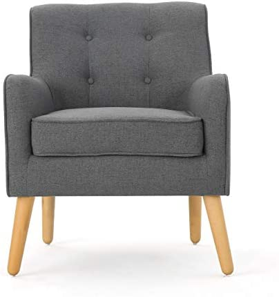 Christopher Knight Home Felicity Mid-Century Fabric Arm Chairs Review