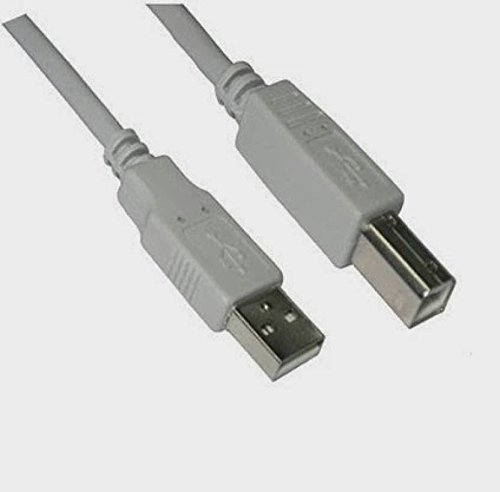 Storin High Speed 5 Meter USB Printer Scanner Cable - Color May Very