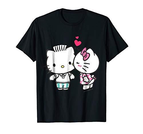 (Hello Kitty and Dear Daniel Valentine Tee)