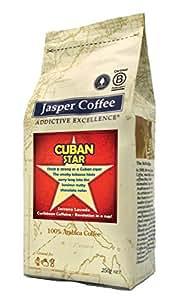 JASPER COFFEE Cuban Star, 250 Grams