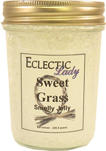 Sweet Grass Smelly Jelly by Eclectic Lady ()