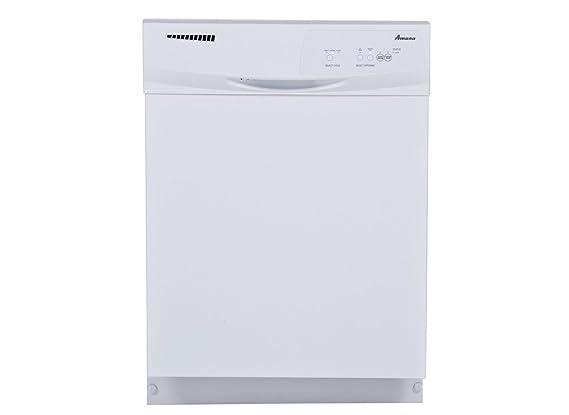 Amana adb1100aww lavavajillas integrado de altura con ...