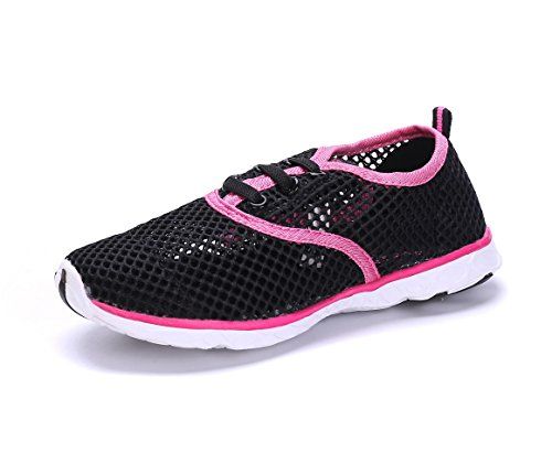 Kids Water Sneakers Shoes – Waterproof Watershoes Unisex Toddler/Little Kid/Big Kid – DiZiSports Store