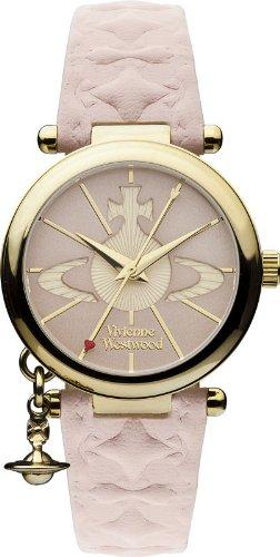 Vivienne Westwood Women's VV006PKPK Orb Pink Watch