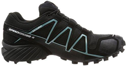 GTX gris Trailrunning Damen bleu Salomon Schuhe noir Speedcross 4 noir qvPx6Cg