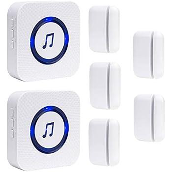 Motion Sensor Door Chime For Business Outdoor Doorbell