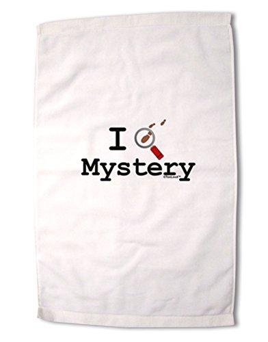TooLoud I Love Mysteryプレミアムコットンスポーツタオル16
