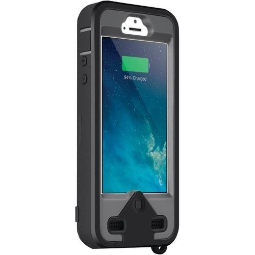 separation shoes 7e0a5 f9eaa MFI Apple Certified - ibattz Mojo Armor S Removable Battery Case for iPhone  5/5S - BLACK - 100% Additional Battery Life (2200mAh) (fits all models of  ...