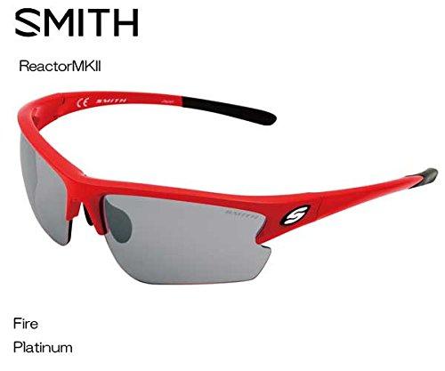 SMITH(スミス) Reactor MK2 FIRE PLATINUM 209000076 サングラス   B073RY6QYG