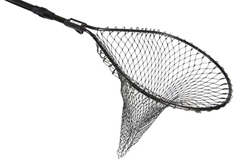 Frabill tru trax landing net with telescoping handle 20 x for Telescoping fishing net