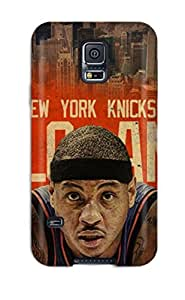 Hot GUpFUFD9577hYIXu Carmelo Anthony Tpu Case Cover Compatible With Galaxy S5