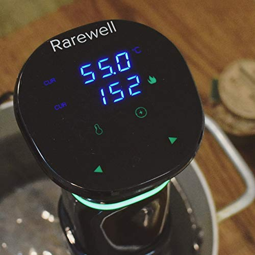 低温調理器の温度表示