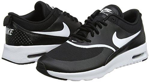 Sneaker Nike Thea 028 Nero Donna Air black Wmns Max white wwOZAI