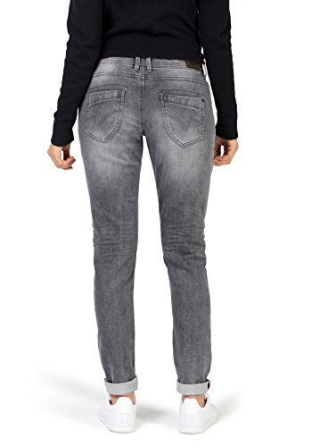 2085 Droite Regular Coupe Grey Timezone Gris Wash Femme Jean Light Jogg Romy PxqORT