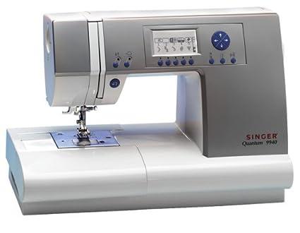 Singer Máquina de coser electrónica Quantum 9940