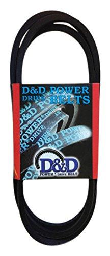 224 Length Rubber 5V D/&D PowerDrive 260B0568 Fenner Replacement Belt 1 -Band