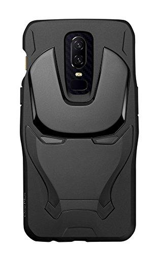 cheaper bcb76 bf0e5 OnePlus Marvel Avengers Iron Man Case for OnePlus 6: Amazon.in ...