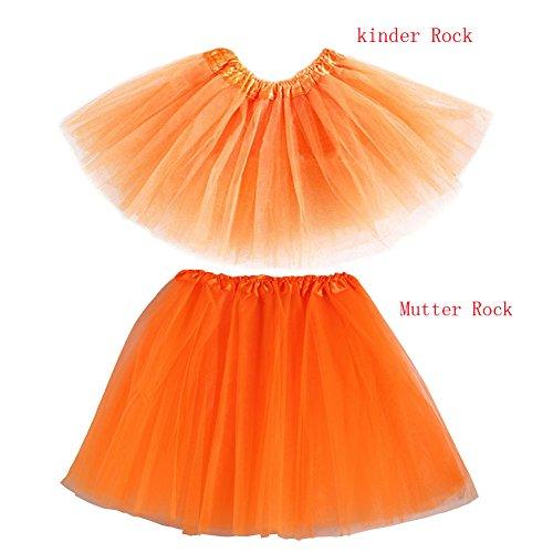 Tailles enfants adultes jupe pour Mini Orange1 Tutu pour danse Jupon et de MIOIM filles varies xnYPRO8Rwq
