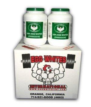 Liquid Egg Whites 2 - One Gallon Bottles And 1 Pump