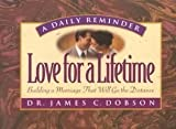 Love for a Lifetime, James C. Dobson, 0880706929