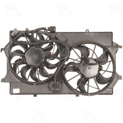 Four Seasons 75652 Radiator Fan Motor Assembly
