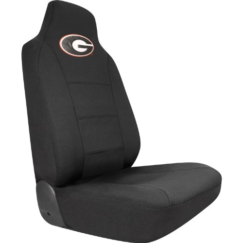 georgia bulldog car seat covers - 3