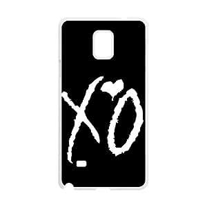 DIY Phone Cover Custom The Weeknd XO For Samsung Galaxy Note 4 N9100 NQ6642650