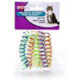 HDP Spot Cat or Kitten Colorful THIN Springs