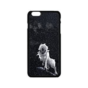 Mountain Wolf Fashion Comstom Plastic case cover For Iphone 6