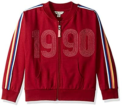 Lucky Brand Big Girls' Track Jacket
