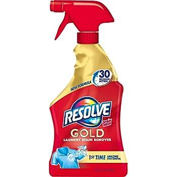 Amazon Com Resolve Gold Laundry Stain Remover 22 Fl Oz