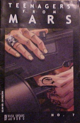Teenagers From Mars (#7, Vol.1) ePub fb2 book