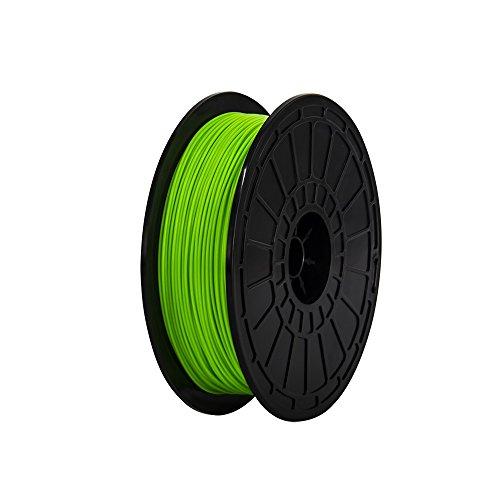 175mm-ABS-Green-3d-Printer-Filament-NW06-kg-Per-Spool-for-FlashForge-Dreamer-3D-Printer