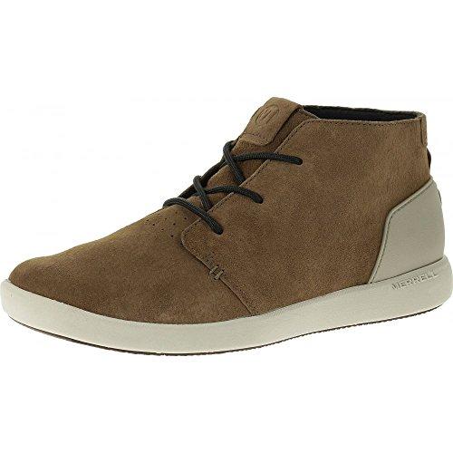 Merrell Freewheel Herren Hohe Sneakers Dark Earth