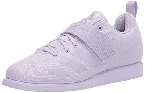 adidas Women's Powerlift 4 Cross Trainer, Purple, 8.5 M US