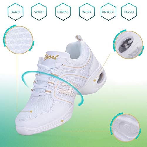 pour Course de drapage Chaussures Chaussures de Dames de Chaussures Danse Mode de rsistantes Sport Chaussures de Pied pour au rsistantes Femmes l'usure Jogging gwqzx4dH