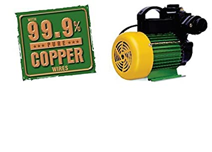 Koel By Kirloskar Water Pump 0 5 Hp With 99 9% Pure Copper Wires &  Replaceable Warranty