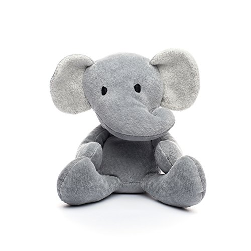 Bears For Humanity Elephant Stuffed Animal - Organic Elephant is a Non-Toxic, 12