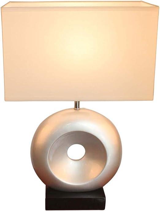 Lámpara de mesa decorativa, Lámpara de mesa de dormitorio, Lámpara ...