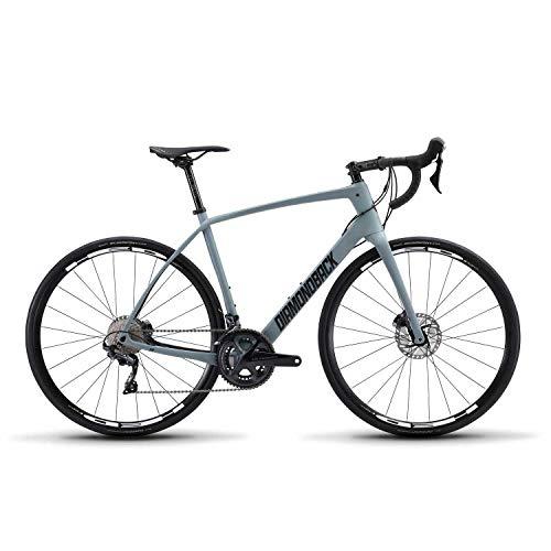 Diamondback 2019 Century 6C Carbon Road Bike Matte Grey (60cm)