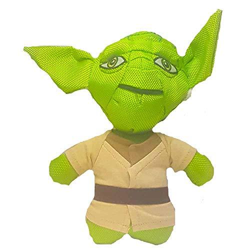 Silver Paw Star Wars Yoda Dog Toy 8.5 inch -