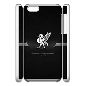 iphone 6 4.7 3D Custom Cell Phone Case Liverpool FC Logo Case Cover LWFF36776