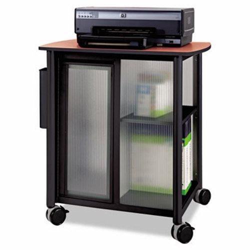 Safco Impromptu Personal Mobile Storage Center - Impromptu Personal Mobile Storage Center, 25-1/4w x 17-1/4d x 26-1/2h, Black by Safco