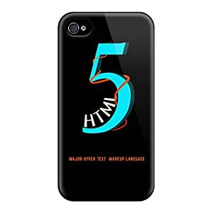 Anti-scratch And Shatterproof Html 5 Phone Cases For Iphone 6/ High Quality Cases