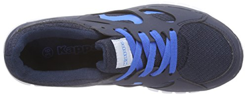 KappaFOX Mesh Light Azul Footwear Blau Adulto Zapatillas Unisex Synthetic Navy Unisex Blue 6760 qxpFnrq