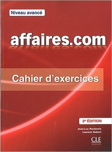 Livres gratuits Affaires.com - 2ème édition pdf epub